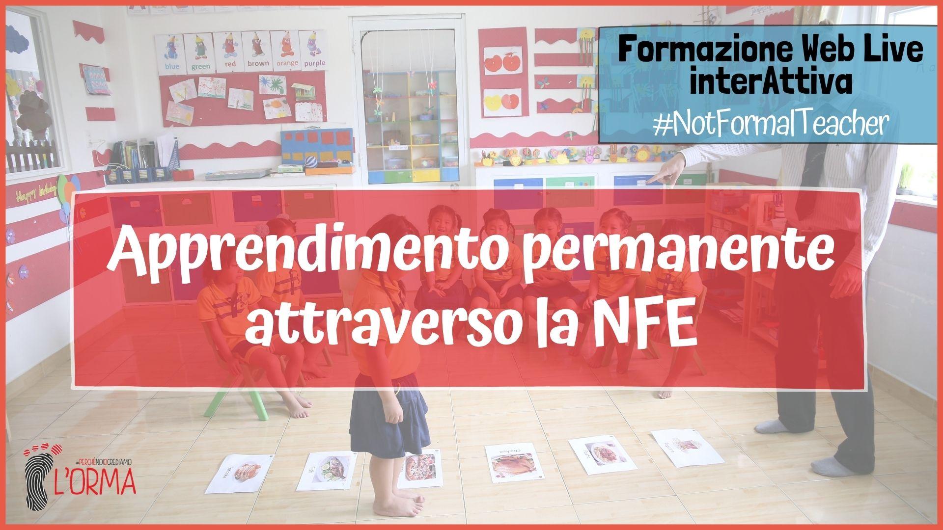 WebLive – Apprendimento permanente attraverso la NFE