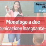 comunicazione insegnante alunno apprendimento relazione